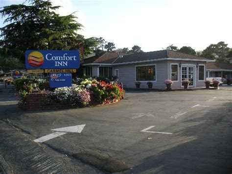 Comfort Inn Seaside Ca by Salle De Bain Picture Of Comfort Inn Monterey By The Sea