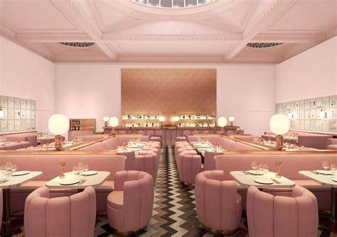 Sketches Restaurant by India Mahdavi And David Shrigley The Gallery Restaurant