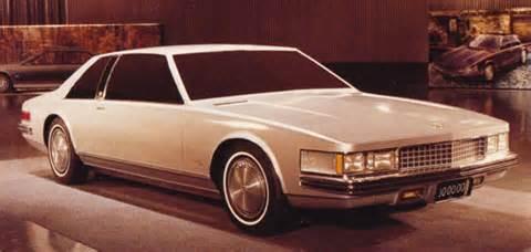 1973 Cadillac Seville Autos Of Interest 187 Design Notes 1975 Cadillac Seville