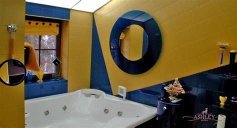 bathroom in middle of house дизайн ванной красивый дизайн и декор ванной фото