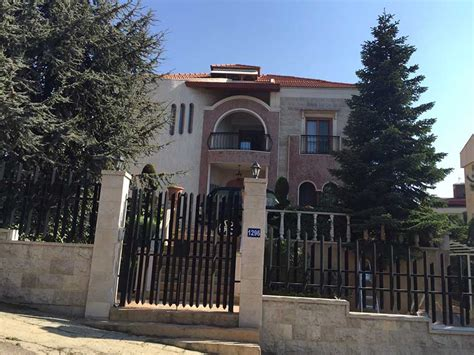 buy house in lebanon villa for sale in rayfoun keserwan lebanon
