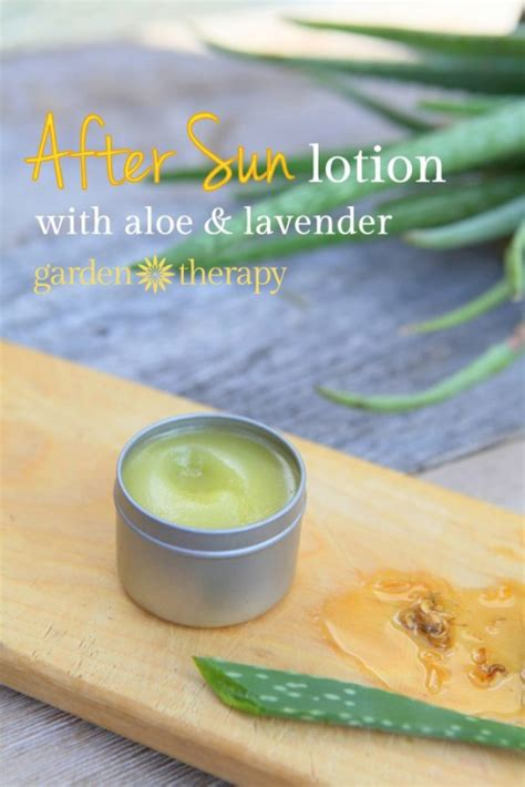 diy sun therapy l 20 homemade herbal gifts