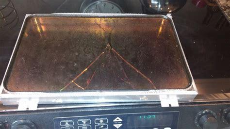 Oven Shattered Glass Door Oven Glass Repair Sdacc