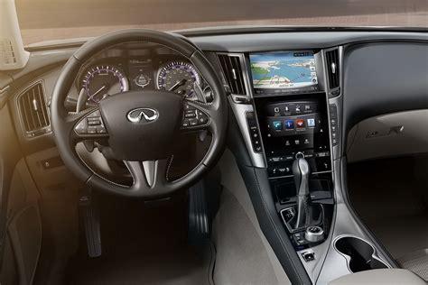 infiniti q50 interior all new 2014 infiniti q50 sedan unveiled autoevolution