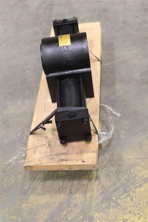 Rotary Actuator Pneumatic Rans8 180 4 180 Derajat Koganei new hydraulic rotary actuator htr75 180 pa14 c max pressure 3000 ebay