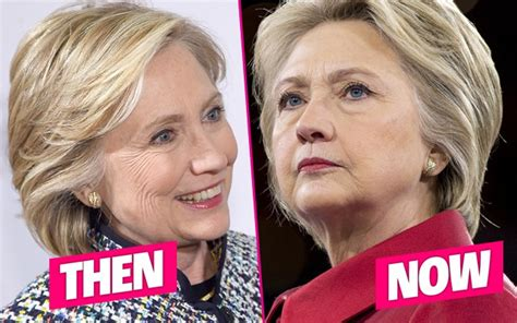 did hillary clinton get a facelift botox peels more hillary clinton is a plastic prez