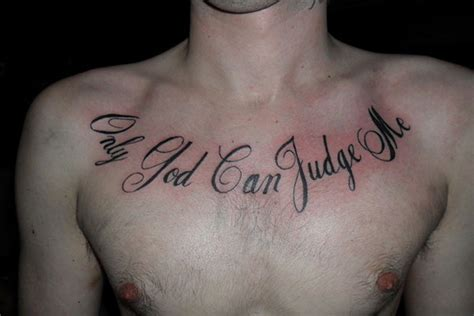 tattoo quotes for the chest 41 quotes tattoos on chest