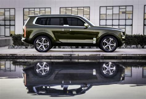 Kia Motors Corporation Kia Telluride Concept Makes World Debut At American