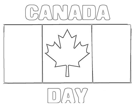 printable coloring pages canada day canada day maple leaf template theleaf co