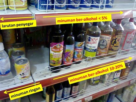 Rak Minimarket Batam seharusnya negeri ini tidak melahirkan generasi koplo