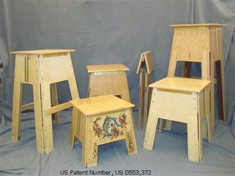 foldable stools  benches   tower stools  faith