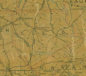 ellis county map ellis county