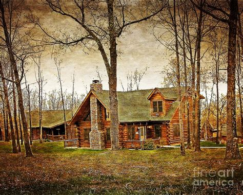 Log Cabins In Missouri by Missouri Log Cabin By Sharlotte Hughes