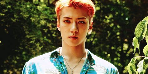 film baru sehun exo sehun to try his hand at acting through web movie