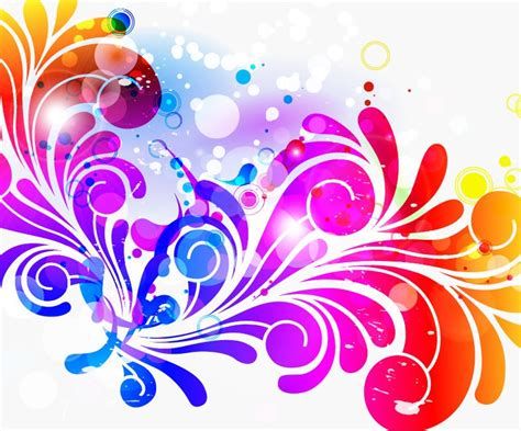 colorful designer abstract design colorful background vector graphic free vector graphics all free web