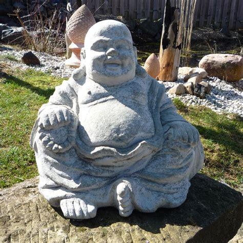 Garten Deko Buddha by Buddha Steinfigur Gartenfigur Gartendeko 55 Kg Garten Ebay
