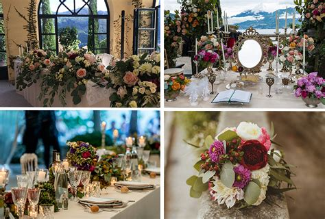 top 35 summer wedding table d 233 cor ideas to impress your guests lake themed wedding decor lake como wedding flowers my