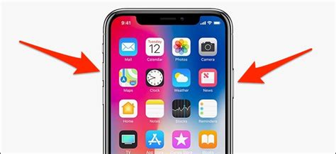 how to turn the iphone x xs and xr