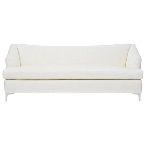 single couch for sale olson contemporary single cushion sofa for sale at 1stdibs