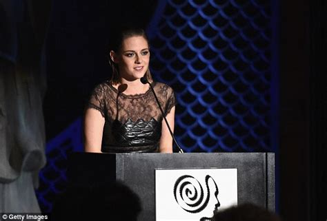 If You Can Make The Ny Critics Circle Awards by Kristen Stewart Accepts Ny Critics Circle Awards Best