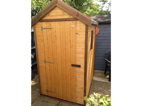 5x4 apex classic shed easy shed