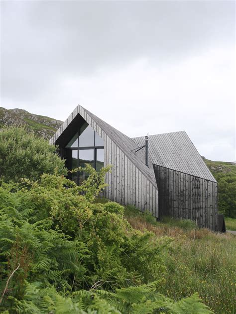Architecture Design House In A Scottish Architectural Road Trip Design
