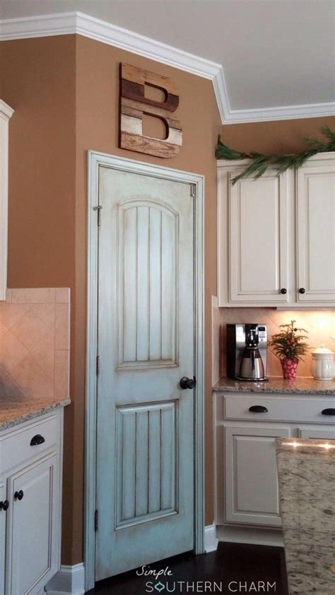 17 best ideas about pantry doors on kitchen