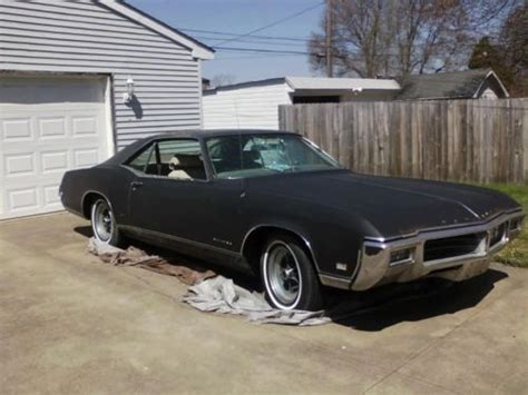 buick riviera restoration parts find used 1969 buick riviera base hardtop 2 door 7 0l for