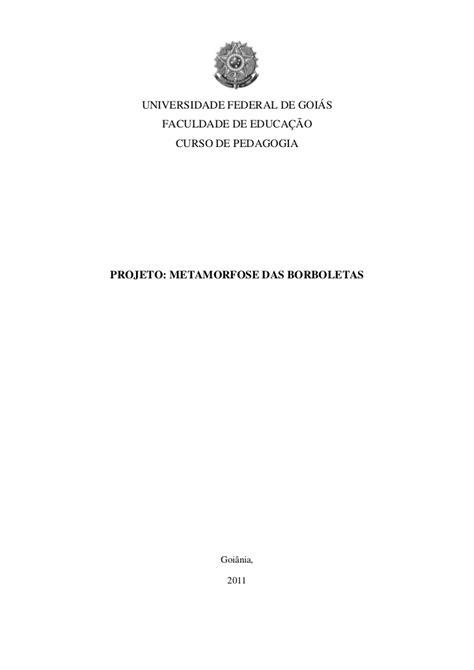 Projeto Borboletas- PDF