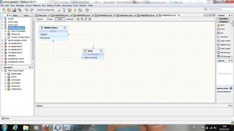tutorial membuat aplikasi menggunakan netbeans atriat blog tutorial membuat aplikasi jadwal pelajaran