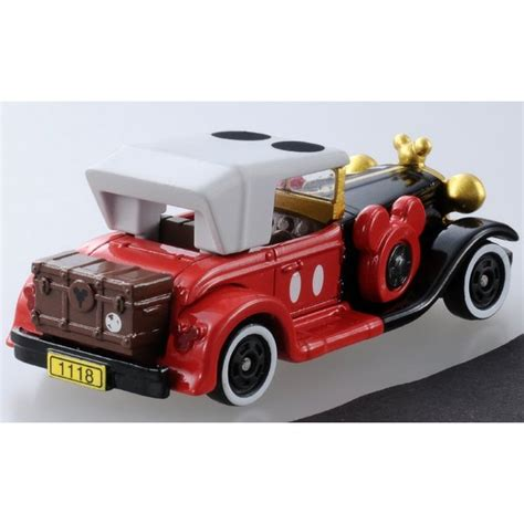 Tomica Disney Roadster Mickey disney motors tomica classic mickey mouse takara tomy