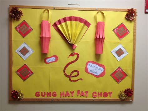 new year story council new year bulletin board library stuff