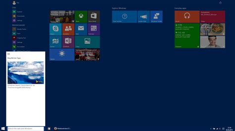 review the windows 10 technical preview license terms windows 10 technical preview impressions notebookcheck