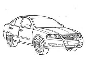 nissan cars coloring pages lowrider coloring pictures