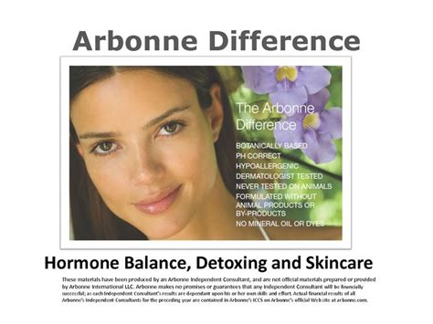 Arbonne Detox Spa Presentation by 200 Best Images About Arbonne On