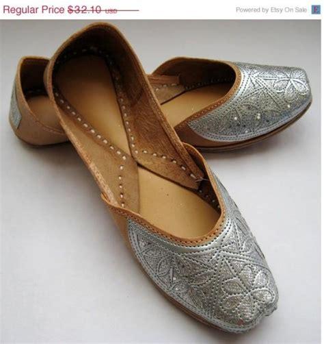 Handmade Designer Shoes - day sale 20 silver sequin bridal ballet flats