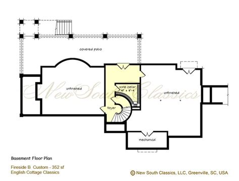 hubble homes floor plans new south classics fireside cottage