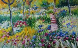 Metropolitan Museum Of Art Interior Painting Claude Monet Field Of Flowers Wallpapers And