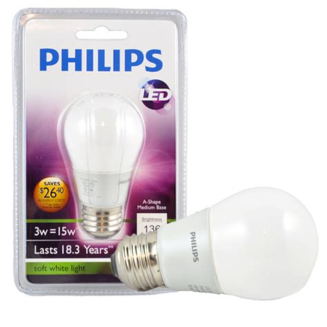 Philips Led 4 Pack Lightbulb Set Philips Led Light Bulb Coupons