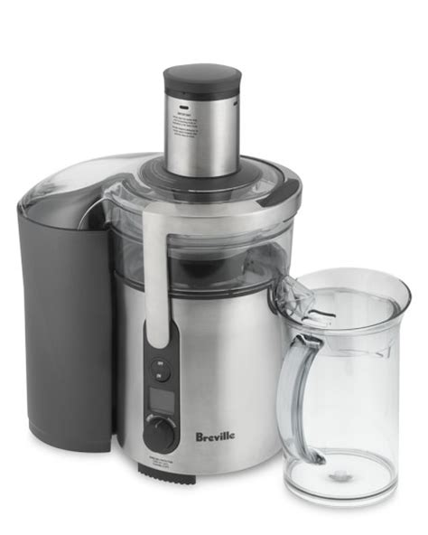 Multifunction Juicer breville juice multi speed juicer williams sonoma