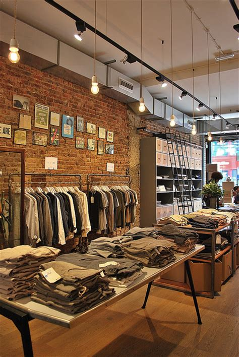 shop with loft retail design shop design fashion store interior