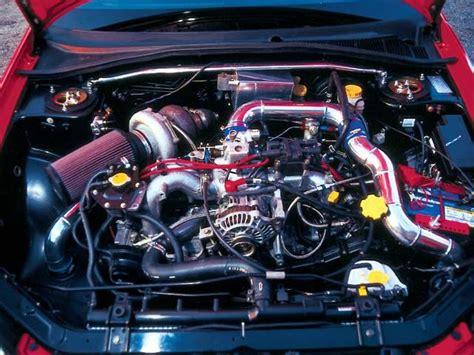 Subaru Ej Engine by Custom Ej20 Subaru Wrx Tuner Car Turbo Magazine