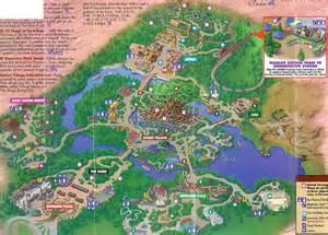 theme park brochures disney s animal kingdom theme park