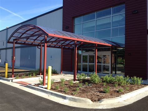 industrial awnings canopies polycarbonate awnings canopies commercial industrial