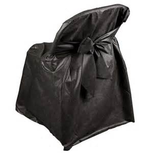 disposable folding chair covers black disposable folding chair covers w sash smarty had a