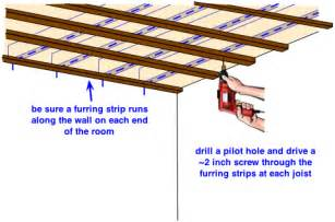 how to install a drywall ceiling do it yourself help