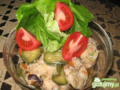 proteiny w warzywach sałatka proteinowa dukana przepis