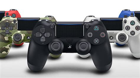 ps4 controller patent update points to possible built in