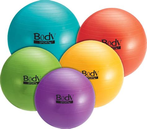 Yoga Ball For Desk Amazon Com Fitness Ball Improve Balance On This