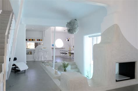 lade stile marinaro summer house in paros cyclades greece design by